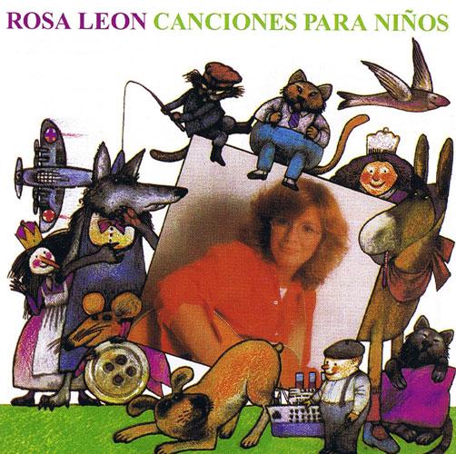 Rosa León - Era un gato grande - Vídeo YouTube Rosa-Leon_canciones-para-ninyos